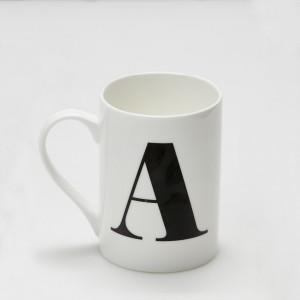 Mug - Alphabet A
