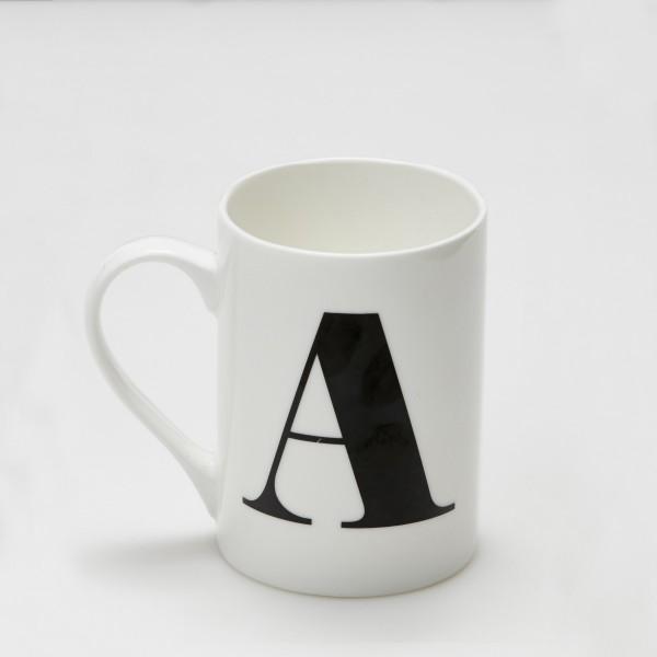 Mug – Alphabet A