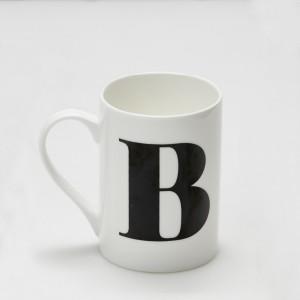 Mug - Alphabet B