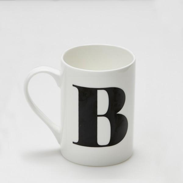 Mug – Alphabet B