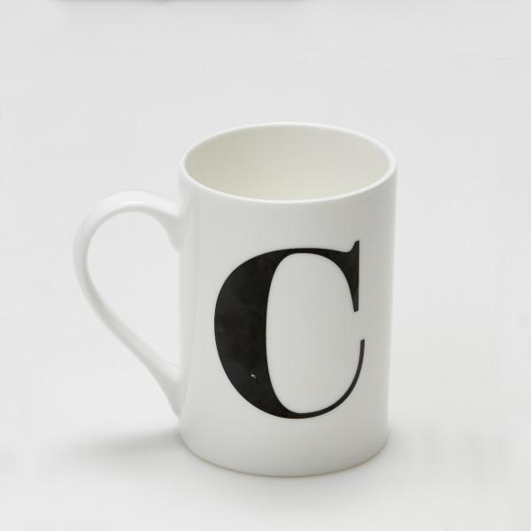 Mug – Alphabet C