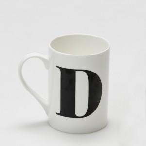 Mug - Alphabet D