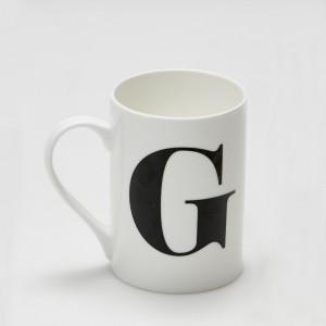 Mug - Alphabet G