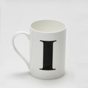 Mug - Alphabet I