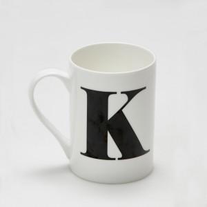 Mug - Alphabet K