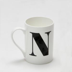 Mug - Alphabet N