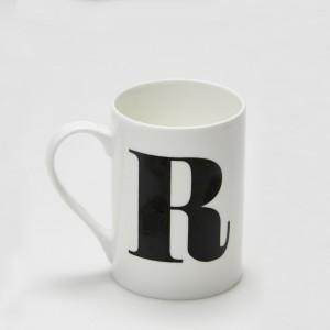 Mug - Alphabet R