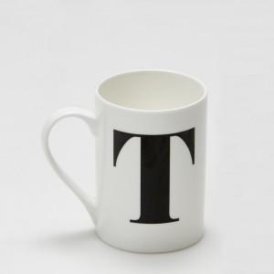 Mug - Alphabet T