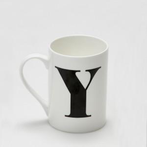 Mug - Alphabet Y