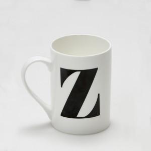Mug - Alphabet Z